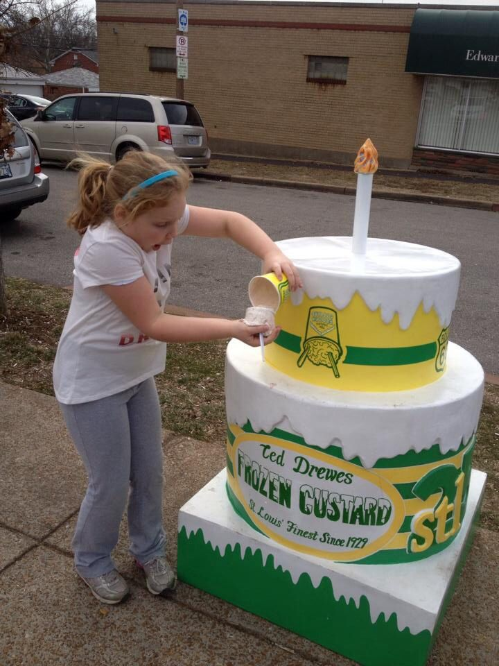 123 best St Louis Birthday cakes images on Pinterest Birthday