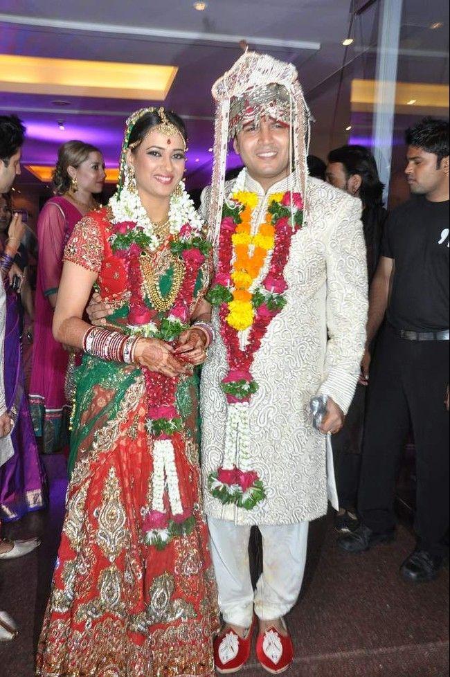 Shweta Tiwari and Abhinav Kohli #Bollywood #Fashion #Wedding