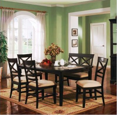 Taupe burnt orange and dining rooms on pinterest for Burnt orange dining room