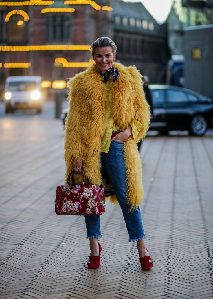 Street Style Januar / Februar 2016