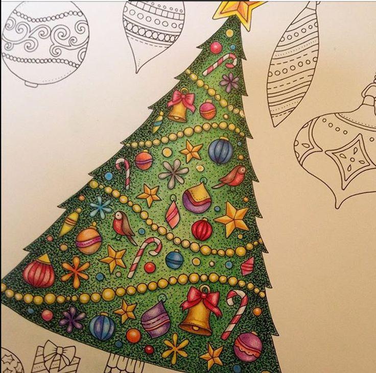 Coloriages Coloriage Adulte Le Livre Johanna Basford De Couleur Tutoriel Crayon Livres A Colorier Pour