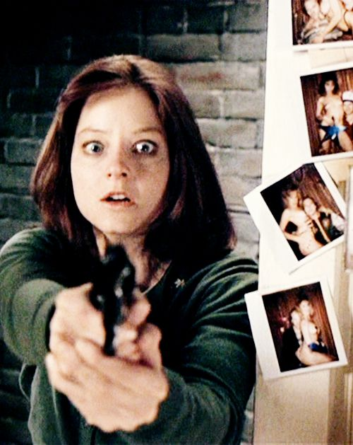 The Silence Of The Lambs (1991) An action filled drama/thriller with Jodie Foster, Anthony Hopkins, and Ted Levine.