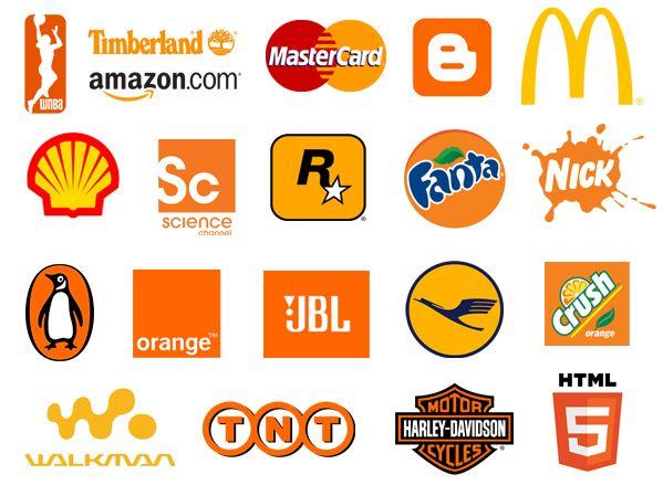 Top 20 famous logos designed in Orange
