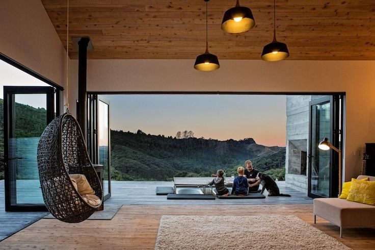 At the heart of David Maurice's architectural practice lies the desire to merge good design with affordability. The Auckland-based architect of LTD Architectural constructs properties that embrace the rural and coastal environment of New Zealand.