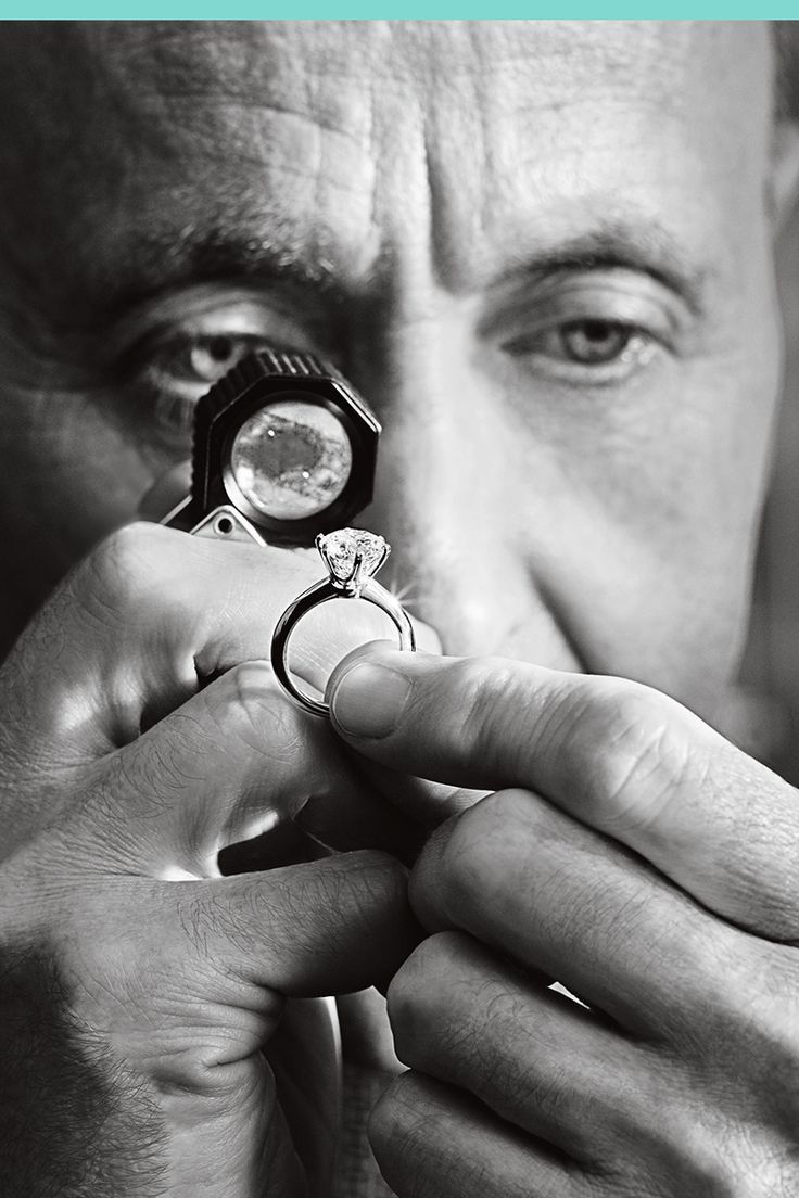 Tiffany & Co. chief gemologist Melvyn Kirtley explains why Tiffany rejects 99.96% of the world's gem-grade diamonds.
