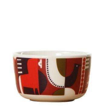 Marimekko's Oiva - Talvitarina bowl 2,5 dl