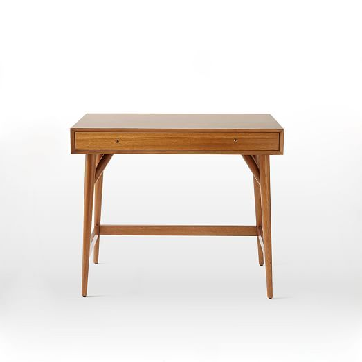 Mid Century Mini Desk Ndash Acorn