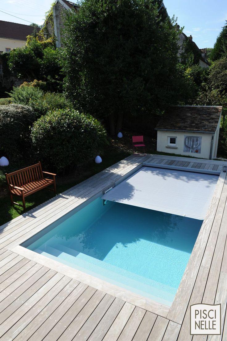 Best 25 petite piscine ideas on pinterest retractable - Petite piscine design ...