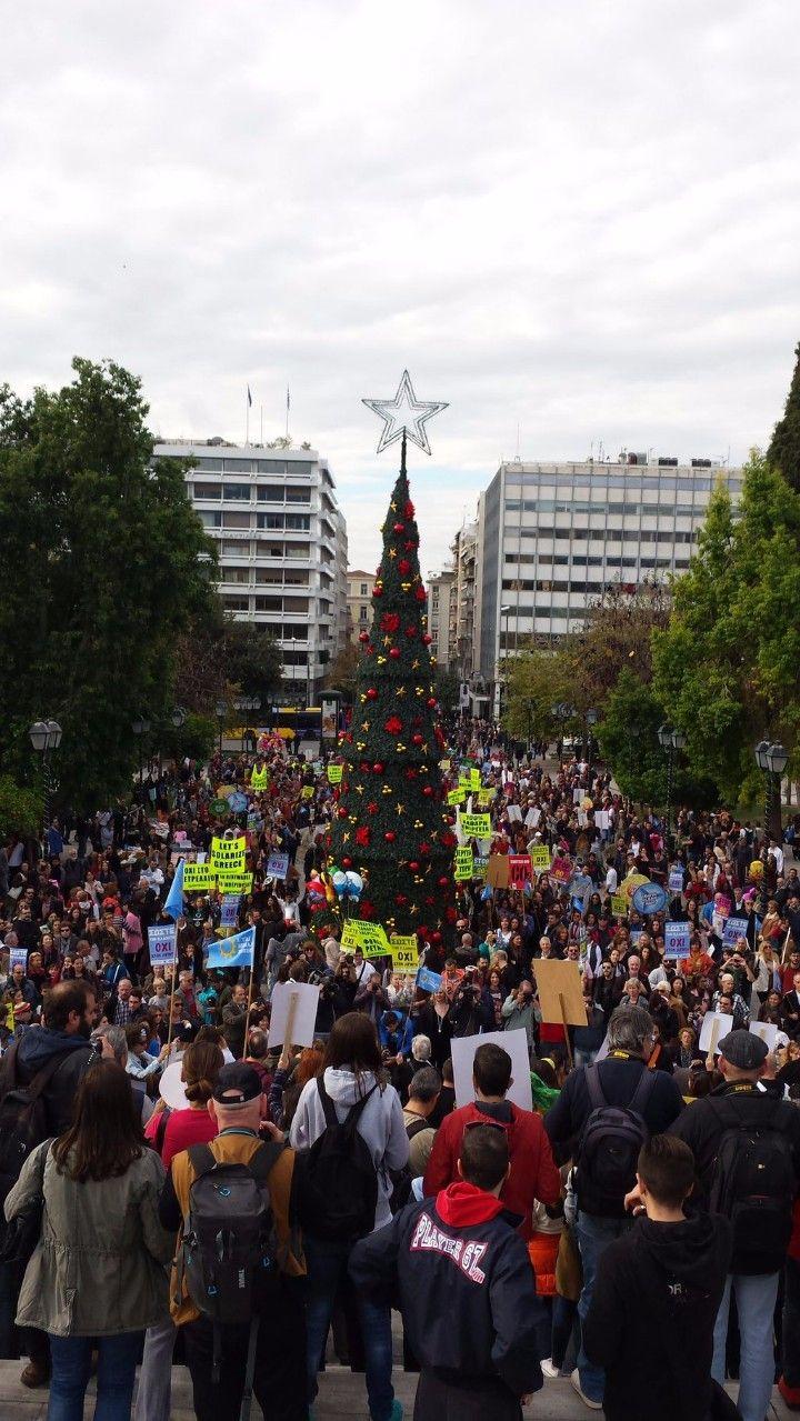 Ανατροπέας: Διεθνείς κινητοποιήσεις για την κλιματική αλλαγή -...