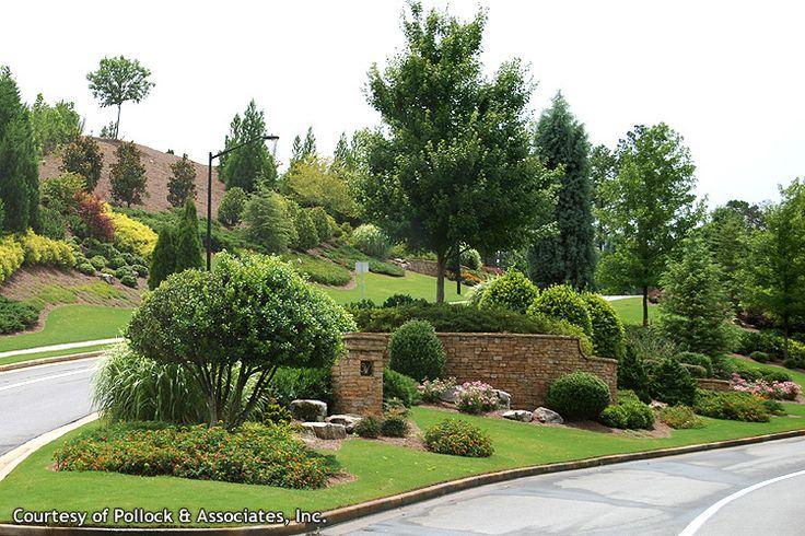 Commercial Landscape Portfolio | Green Acres Landscaping, Inc.