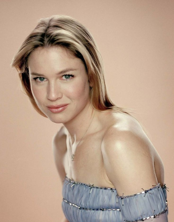 Renee Zellweger. Geez she was so damn cute