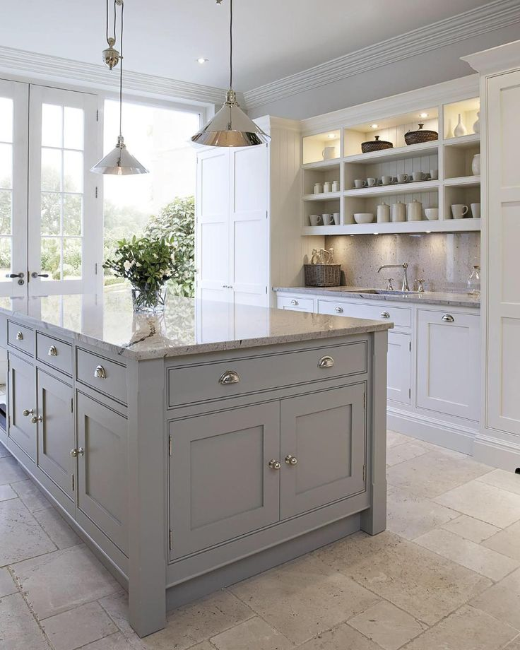 « Love the bright and airy feel in the kitchen by Tom Howley Kitchens »