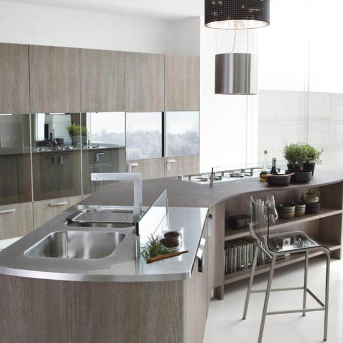 236 best Stosa Kitchen images on Pinterest | Replay, Contemporary ...