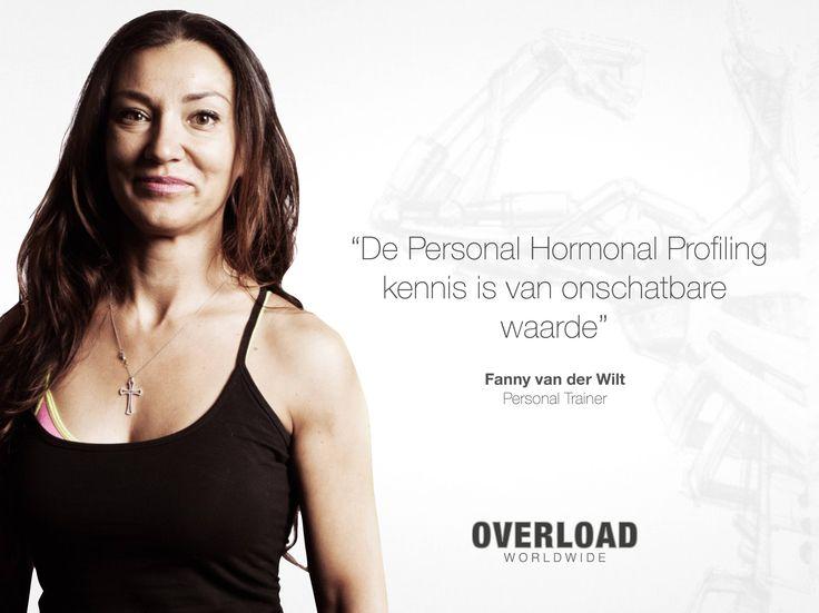 """""""De Personal Hormonal Profiling kennis is van onschatbare waarde"""""""