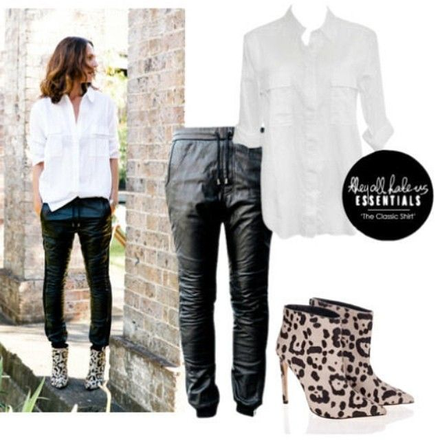 My picks from @TheyAllHateUs shop edit :: #leather @oneteaspoon_ :: #leopard @mode_collective :: #white @First Base | #theyallhateus #oneteaspoon #firstbase #modecollective | #leopardandleather #Padgram