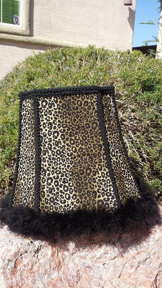 64 best Leopard Lamps images on Pinterest | Animal prints ...