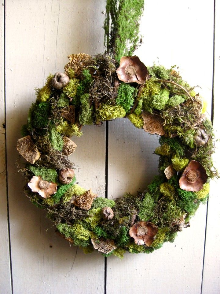 find this pin and more on lichen reindeer moss floral design