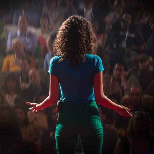 Before public speaking… If you've got a presentation to give at work or school — or are perhaps getting ready to speak at a TEDx event? — we recommend these talks to help get you pumped up.