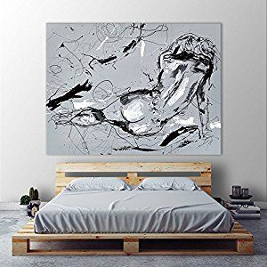 Nude Figure 3 Sensual And Delicate, This Gorgeous Artwork Will Be Stunning  In Your Bedroom