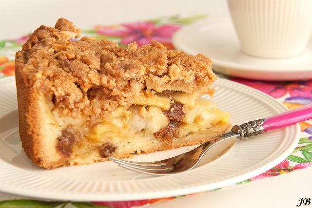 Carolines blog: Appel-kruimeltaart #appeltaart