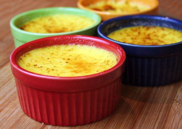 A Primer on Crème Brulee with Recipes