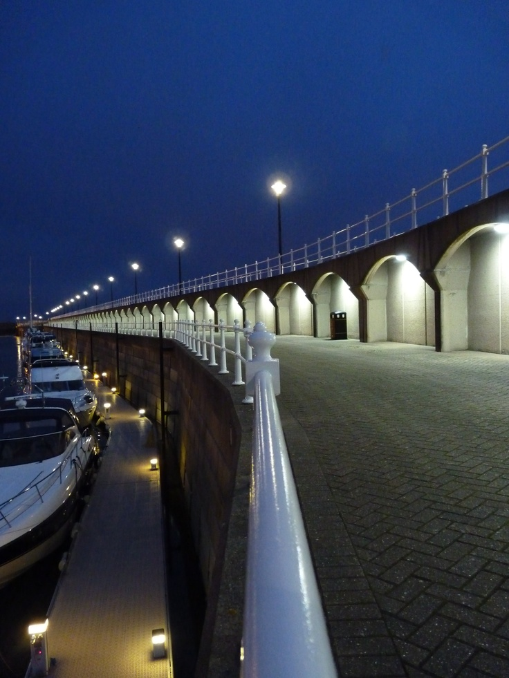 Harbour, St Helier (Jersey, Channel Islands), July 2012