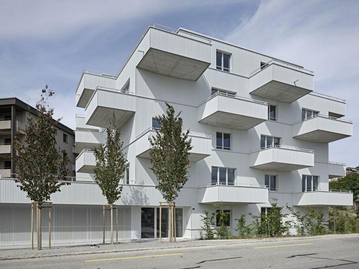 2dfe5ca507270e4a36150e856d3f4e4b social housing zurich 522 best balconies images on pinterest balconies, architecture  at gsmportal.co