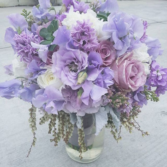 Lavender Rose Gypsophila Bridal Bouquet: Best 25+ Lavender Bridal Bouquets Ideas On Pinterest