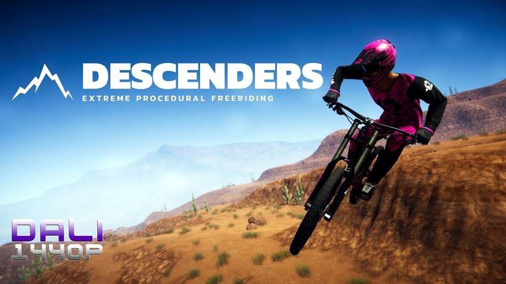 Descenders pc gameplay 1440p 60fps From the developers of Action Henk, Descenders is a fast-paced extreme downhill biking game that's easy to pick up, but difficult to master. #Descenders #RageSquid #NoMoreRobots #Steam #EarlyAccess #YouTube #DaliHDGaming