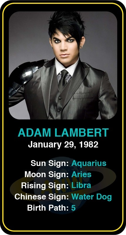 Celebrities Who've Come Out: Adam Lambert http://www.astrologynewsworld.com/index.php/galleries/celeb-gallery/item/adam-lambert #astrology #lgbt #adamlambert