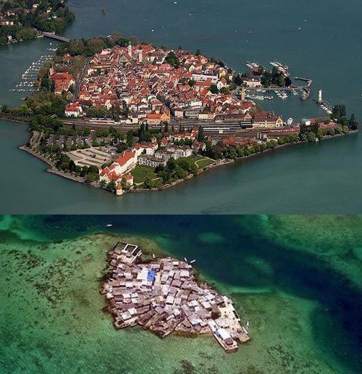 """세계의 특이한 섬 10, """"한번만이라도 가봤으면…""""   Daum 미디어다음"""