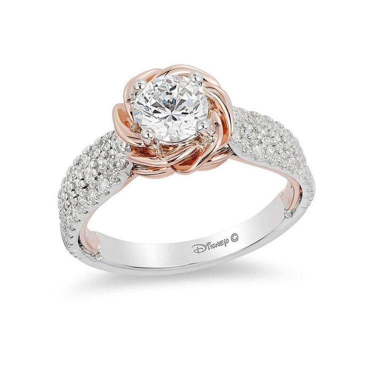 Disney Wedding Rings: Best 25+ Disney Engagement Rings Ideas On Pinterest