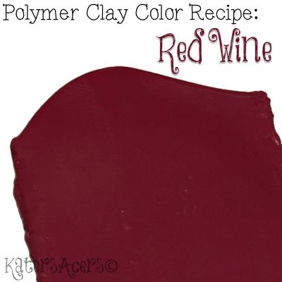 Fall 2017 Color Palette - Red Wine by KatersAcres