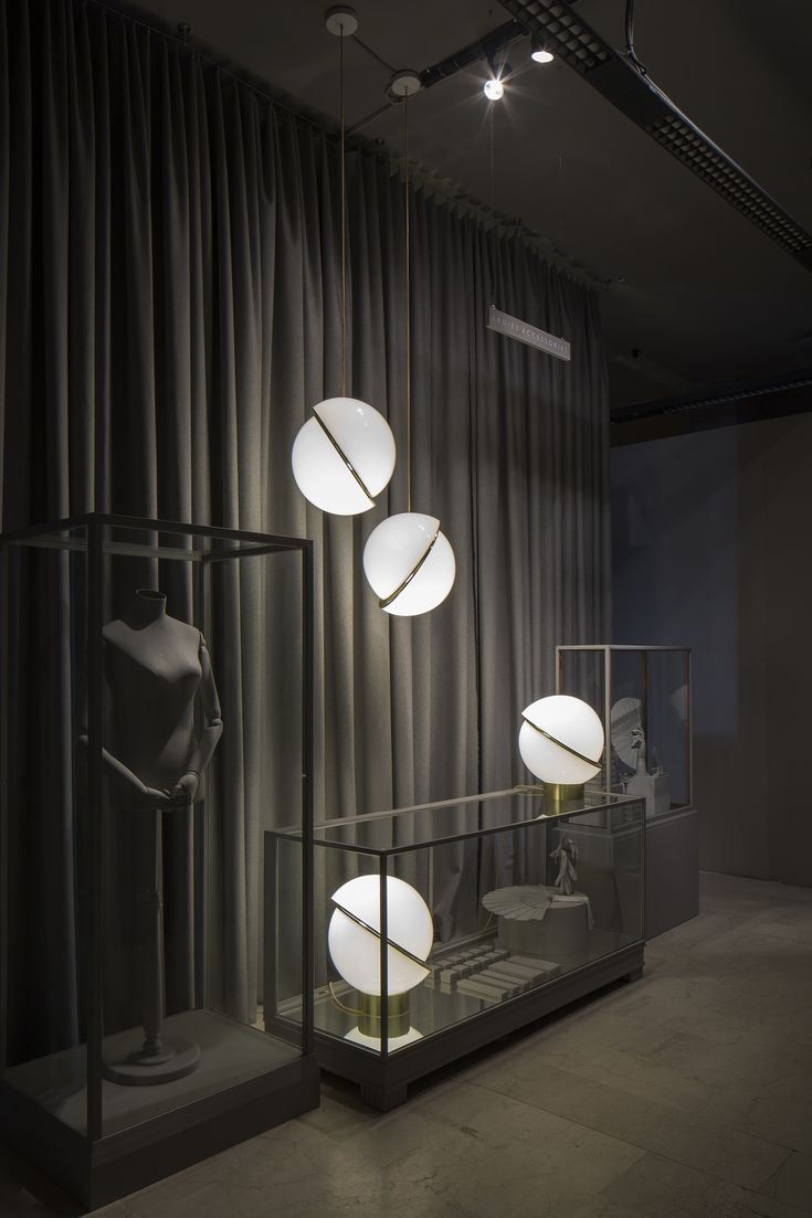 The Department Store | Crescent Light | Ladies Accessories | #LeeBroom Nice Design