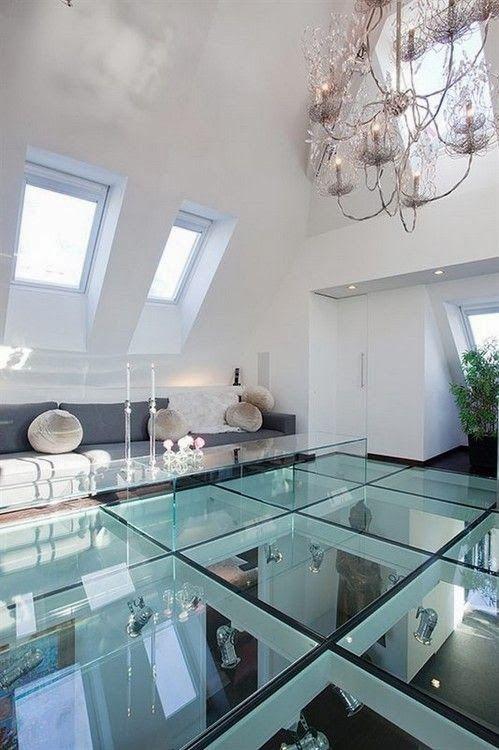 Glass floors in homes gurus floor for Glass floors in houses