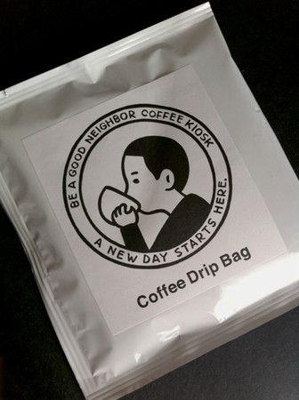 Be A GOOD NEIGHBOR : Coffee Drip Bag | Sumally