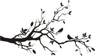 That's Vinyl!: Tree Branch