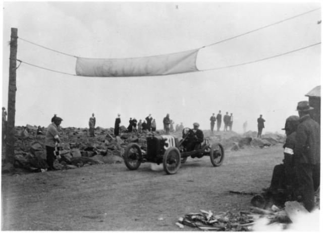 Pikes peak hill climb 1916 colorado springs history for Courtesy motors colorado springs