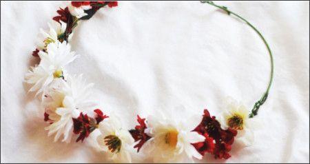 100均でDIY♡簡単カワイイ花冠の作り方まとめ - curet [キュレット] まとめ
