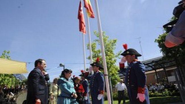 Acto Homenaje a los Heroes de la Independencia el sábado 2 de mayo