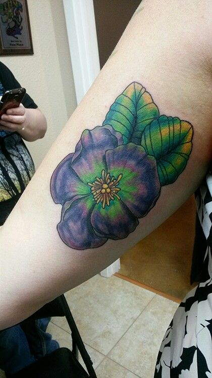 17 best ideas about violet flower tattoos on pinterest for Wicked ways tattoo