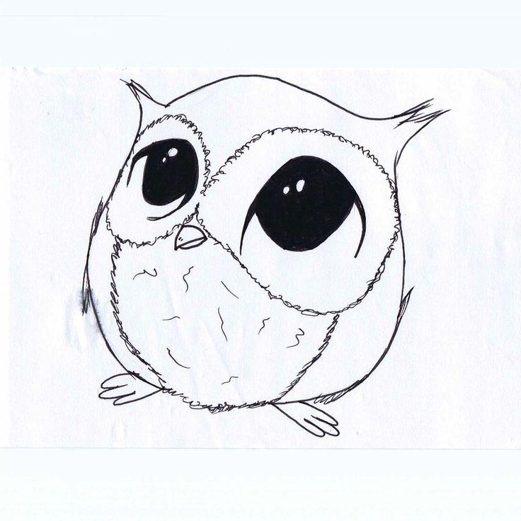 Cute Drawings: Best 25+ Easy Pencil Drawings Ideas On Pinterest
