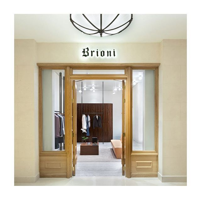 New Brioni boutique at the four Seasons hotel in London.  #brioni #mensfashion #suit #iconic #4seasons #design #designer #store #shop #architecture  #photography #photographer #photooftheday #picoftheday #interior #interiors #interiorphotography #london  #kaloryphoto #kalory #kaloryphotovideo #storenvy #retail #great #fashion #italy #love #retailphotographer