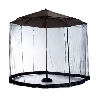 Outdoor Decor Mosquito Net Canopy