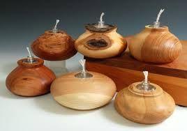 Woodturning oil lamp - Google-søgning