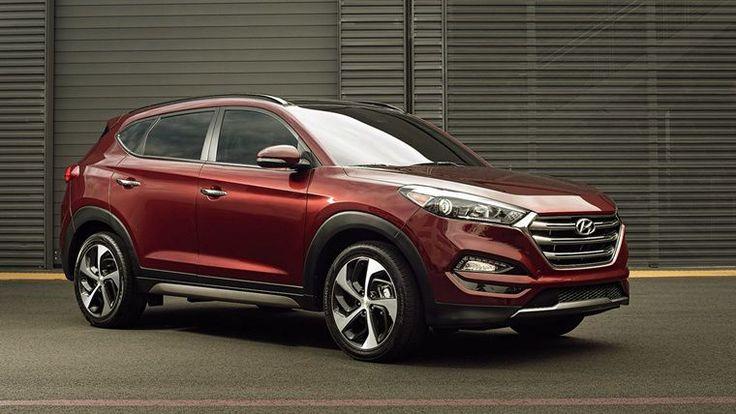 2016 Hyundai Tucson ($22,700)