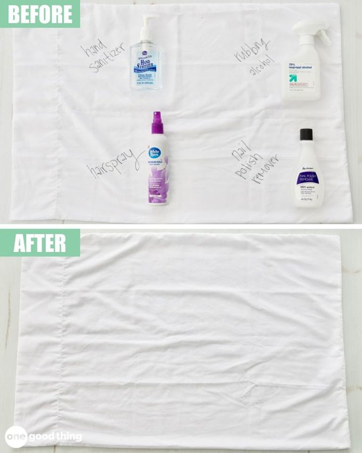 How to remove ink stains from clothes ink stain removal