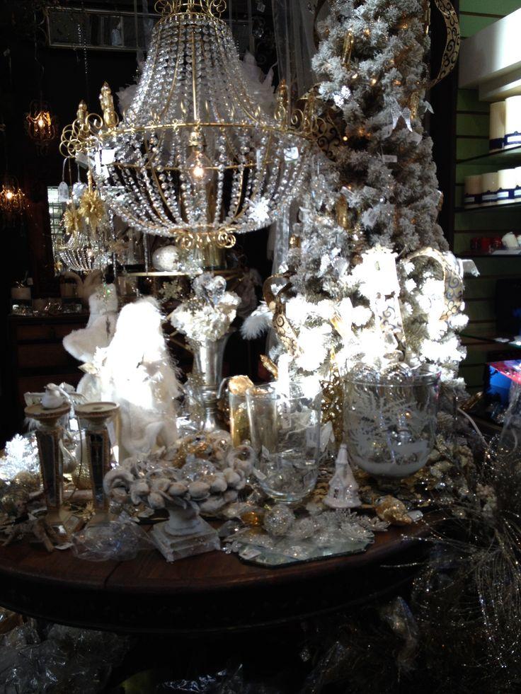Wonderful Christmas Decour From Merrifield Garden Center And Gainesville Virginia