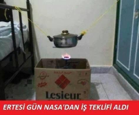 Nasadan is teklifi aldi swiss swiss.:)