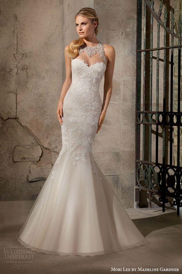 Mori Lee by Madeline Gardner Fall 2015 Wedding Dresses